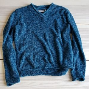 Croft & Barrow fuzzy  sweater